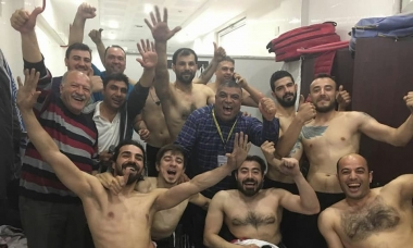 Gazişehir Play Off'ta