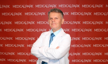 Dr. Rıfat İnci Medical Park'ta